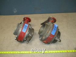 5 Fire Hydrant Butterfly Valve