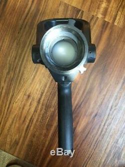 AKRON BRASS 1 1/2'' Assault Fire Hose Nozzle with Pistol Grip