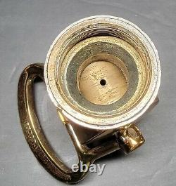 Antique American LaFrance Fire Engine Co Inc Hose Nozzle Patented July 15-1919