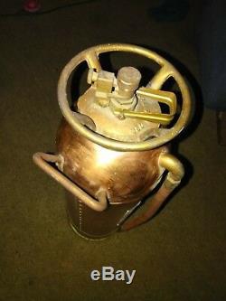 Antique Badger Fire Extinguisher