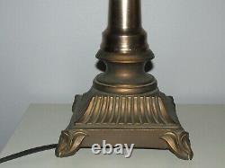 Brass Fire Hose Nozzle Firefighter Fireman Steampunk Industrial Lamp