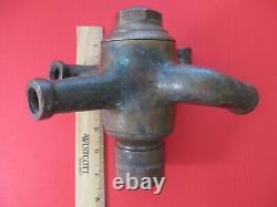 Brass Fire Nozzle Cellar Nozzle (Hayward)