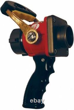 DIXON ACPSO150 Aluminum Ball Shut-Off Nozzle Bolted Style 1-1/2 M-NPSH 200 psi