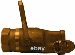 DIXON CGN250NST U. S. Coast Guard Approved Fog Nozzle 2-1/2 inch NST 100 psi