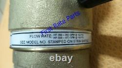 Elkhart Brass HF-350 Hydro-Foam Nozzle Fire Foam 2.5 FNH Master Stream Suppress