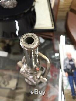 Elkhart Brass Mfg. Co. Fire hose nozzle