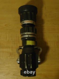 Elkhart Brass Phantom Fire Nozzle 1.5 NH/NST 75 psi 30-200 gpm