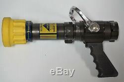 Elkhart Brass Select-O-Matic TSM-20FLP Fire Hose Nozzle Tip with Pistol Grip