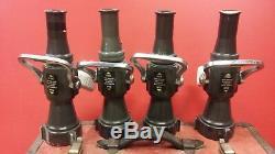 Elkhart Solid Bore Fire Hose Nozzle 2-1/2