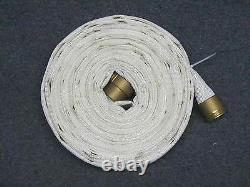 FOUR-75FT X 1.5 IN NST FIRE HOSE(300 ft)(VERY GOOD CONDITION)