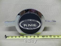 Fire Engine Hose Pump Cap World Class KME Fire Apparatus Pump Cover