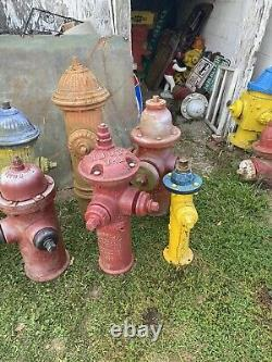 Fire Hydrant Choice Of One