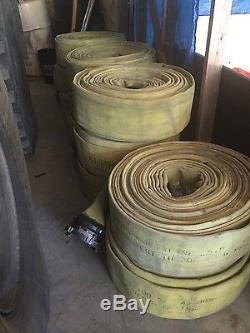 Fire hose (11) 5 hoses