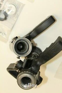 Lot of Viper Fire Hose Handles and parts POK Nozzle NST 1 & 1.5