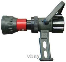 Moon American 506P-1014 Break Apart Nozzle, 1 In, Rigid, Aluminum