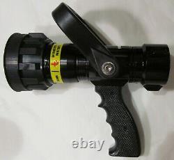New Viper Spartan 95 Fire Hose Nozzle 1-1/2 95 Gpm 75 Psi
