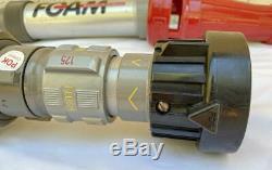 Pok 1.5 NH Turbokador 30-125gpm Fire Nozzle with Foam Attachments