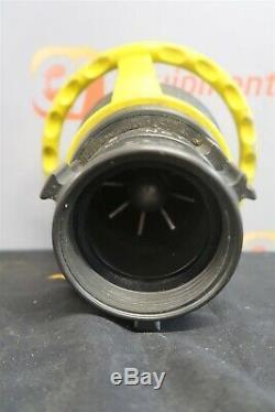 Pok 2.5 NST Autokador Automatic Nozzle Fire Hose Fitting 500-1300 GPM 100 PSI