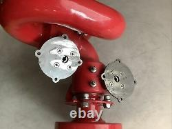 Pok Fire Fighting Monitor Nozzle 1.5in / 1.9in Inlet
