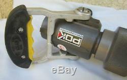 Pok Firefighting Foam 30-125 gm Fire Hose Nozzle with Shut Off