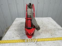 Swing Type Fire Hose Storage Reel With35' Hose & Nozzle