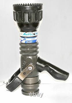 TFT Automatic 200-1300 LPM Fire Water Nozzle Flush-Fog-Stream BSP Professional