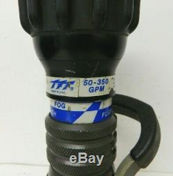 TFT Task Force Tip Automatic Fire Nozzle 50-350 GPM