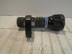 Task Force Tips 1-3/4 Automatic Nozzle Adjustable Pistol Grip Fire Nozzle 12