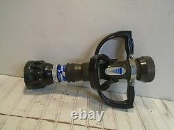Task Force Tips 2-1/2 Automatic Nozzle Side Handles 50-350GPM Fire Nozzle 18