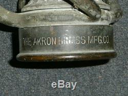 The Akron Brass Mfg Co. 26 4946 Marked Fire Nozzle