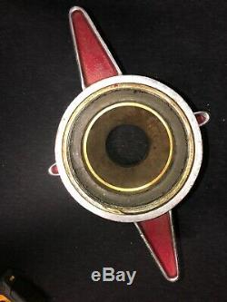 Vintage Akron Brass Swivel Adapter Fire Fighting 54-00356