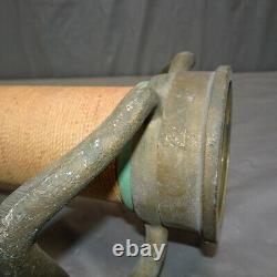 Vintage BRASS 30 NOZZLE FIRE WATER Hose Nozzle