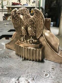 Vintage Elkhart Brass Fire Control