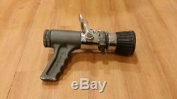 Vintage Elkhart Fire Hose Nozzle