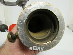 Vintage Imperial Akron Brass Authentic Fire Fighting Water Cannon 27
