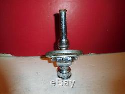 Vintage Peter Pirsch Fire Hose Nozzle-rare