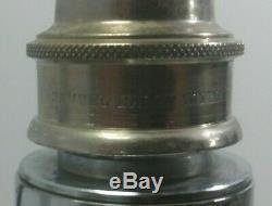 Vintage Samuel Eastman & Co. Fire Hose Nozzle (F-1)
