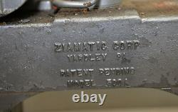 Zico Ziamatic Corp Model 500 A Quic-Clamp hydraulic fire hose clamp firefighting