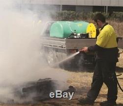 36m Heavy Duty Lutte Contre L'incendie Dévidoir Buse De Chasse D'eau Rapide Pulvérisation