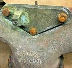 4 Moniteur D'eau De Feu De Fils De M. Greenberg / Tuyau De Pont, Pistolet De Déluge, (id314)