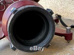 Akron Apollo Cannon Moniteur 3414/3416/3431 Avec 1000gpm Turbomaster Buse D'incendie