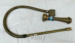 Akron Brass In-line Mousse Eductor 95 Gpm Buse Feu 1-1 / 2