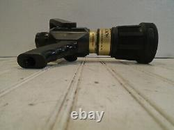 Akron Saberjet Style 1512 1 Automatic Fire Nozzle Pistol Grip 12 Booster Line