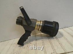 Akron Saberjet Style 1523 1-3 / 4 Automatique Double Feu Buse Poignée Pistolet 12