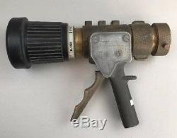 Akron Style 3018 Military Type D'incendie Buse 1-1 / 2 Npsh B15