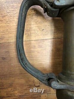 Antique 18 American Lafrance Fire Hose Nozzle Elmira Foamite Corp