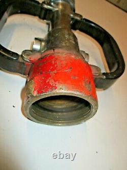 Buse De Feu Antique Akron Pdq Brass / Elkhart Deux Mains
