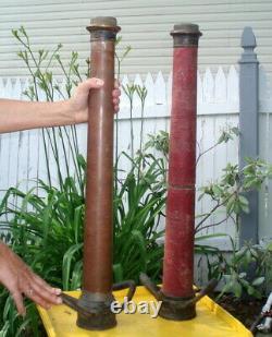 Déparpillement D'incendie Grande Collection De Bronzements D'incendie Antiques Sauvetage De La Lutte Contre L'incendie