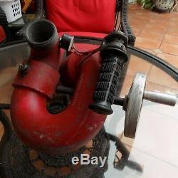 Elkhart Brass 8297 Fire Engine Buse Moniteur Portable Pièces Manquantes