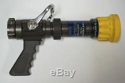 Elkhart Brass Select-o-matic Tsm-20flp Tip Buse Tuyau D'incendie Avec Poignée Pistolet